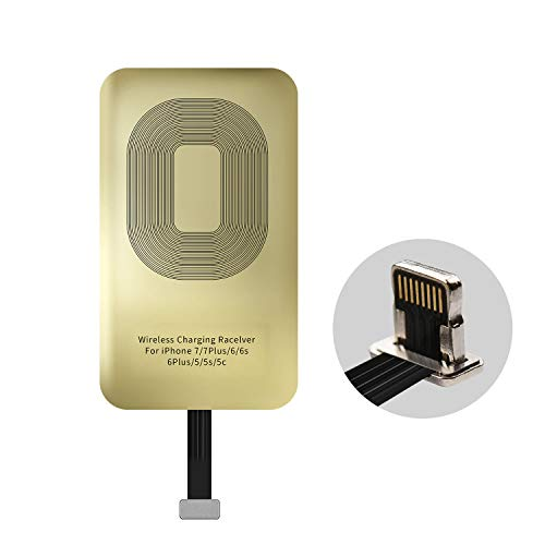 EooCoo Receptor Carga inalámbrico QI iPhone 7, 7