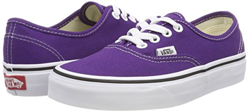 Viola 35 EU Vans Authentic Sneaker UnisexAdulto Petunia/True White fcd