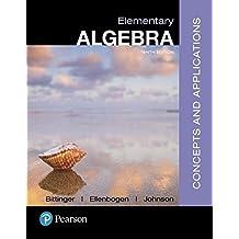 ELEM ALGEBRA 10/E