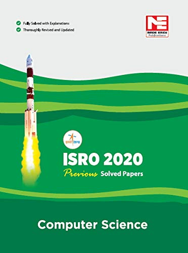 ISRO : Computer Science : Previous Solved Papers - 2020