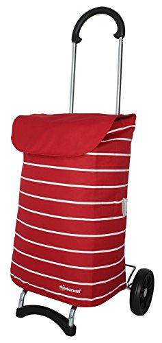 Andersen Scala Shopper Sylt rot