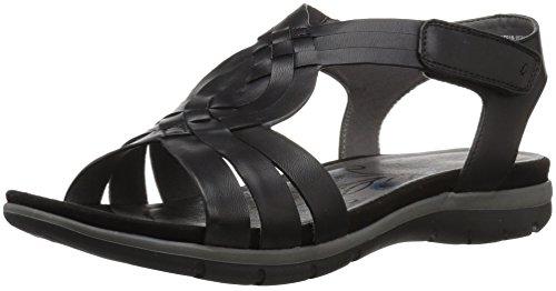 Bare Traps Damen Keely, schwarz, 36 EU Bare Sandale