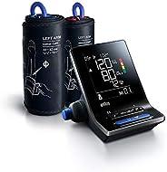 Misuratore intelligente della pressione sanguigna per braccio per uso domestico Braun ExactFit 5 Connect BUA63