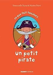 Ce que font toujours les petits pirates : Ce que font toujours les petits pirates