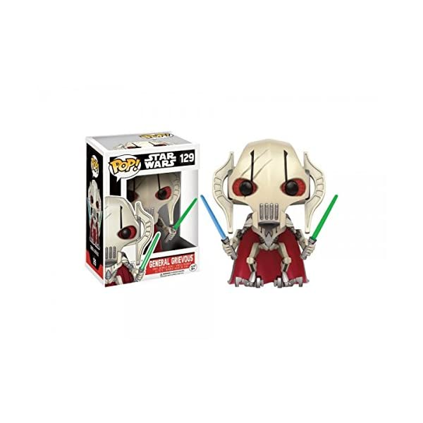 Funko Pop General Grievous (129) Funko Pop Star Wars