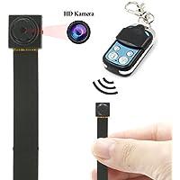 Tangmi 1080P HD Mini versteckte Kamera,1200 Megapixel Kleine mini Videokamera und Bewegungserkennung , 2500mAh Super Batterie Überwachungskamera mit drahtloser Fernsteuerungs