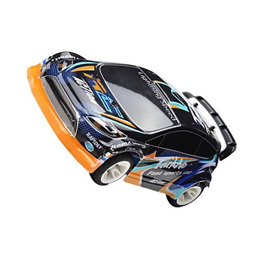 Bomcomi 01.24 Jungen RC Autos Elektro Wiederaufladbare Drift Cars 4-Rad-Rennwagen Rock Crawler Fernbedienung Spielzeug (Wiederaufladbare Rock Crawler)
