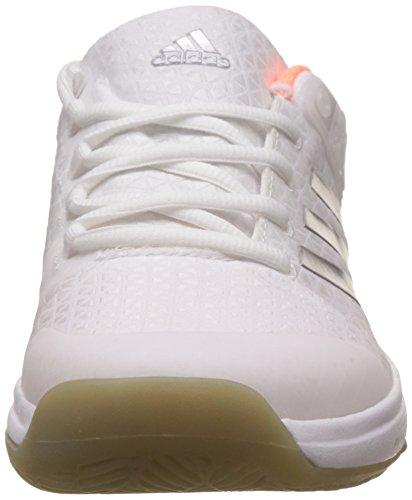 adidas adizero Ubersonic 2 Tennisschuh Damen weiß / orange