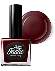 Little Ondine Natural Nail Polish, Red Red Wine 10.5 ml