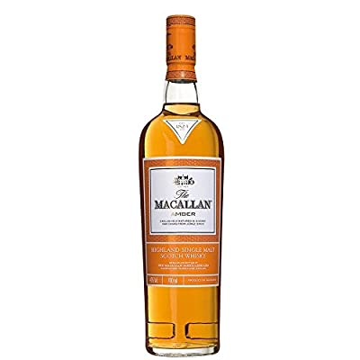 The Macallan 1824 Amber Single Malt Whisky 70cl Bottle