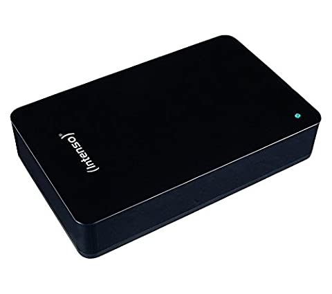 Intenso Memory Center 3 TB externe Festplatte (8,9 cm (3,5 Zoll), 5400rpm, 32MB Cache, USB 3.0)