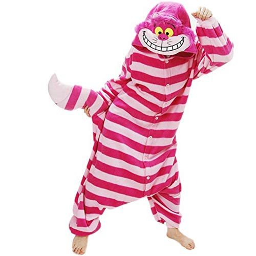 Auroru Pyjama Kind Unisex Kombination Pyjamas Flanell Onesies -