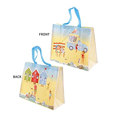 Fun Seaside Design Durable Shopping Bag PDS