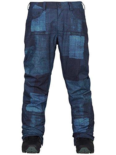 Herren Snowboard Hose Burton Twc Greenlight Hose (Jeans-snowboard-hose)