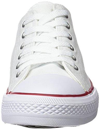 Beppi 2149112, Chaussures de Fitness Homme Blanc (blanc)