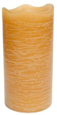 Inglow sans flamme Bougie pilier 15,2 cm Cannelle