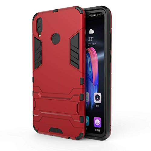 HDRUN Huawei Honor 8X Funda - 2in1 Duro PC + Suave
