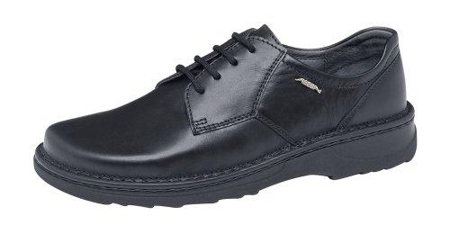 ABEBA Herren Arbeitsschuh Berufsschuh 5710 schwarz Leder antistatisch rutschhemmend CE EN ISO 20347:2012 O1 SRC schwarz