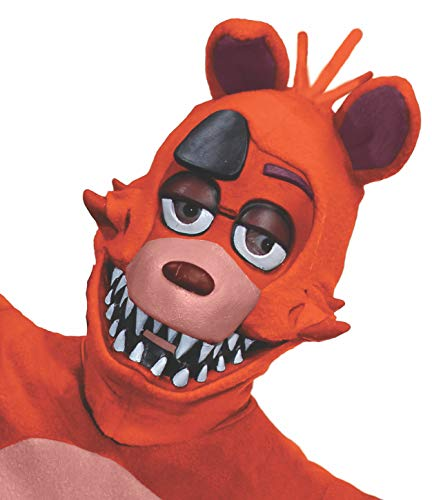 Adult Foxy Five Nights At Freddy's 3/4 Mask