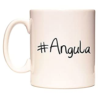 #Angula Mug by WeDoMugs®
