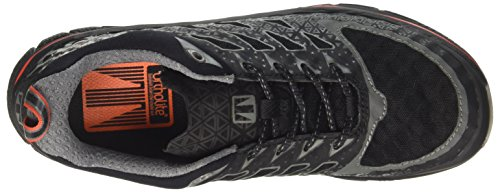Tecnica Herren Supreme Max 3.0 Ms Outdoor Fitnessschuhe Nero (Black/Red)