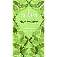 Pukka BIO Tee Drei Minze, 20 Beutel