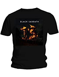 Official T Shirt BLACK SABBATH Black 13 LOGO Album Cover 2013 All Sizes