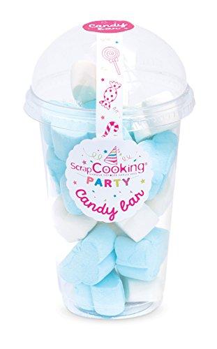 Scrapcooking Marshmallow Nuage 90 g - Lot de 4
