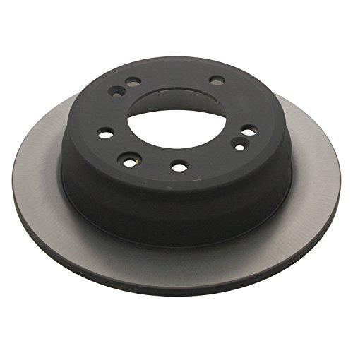 febi bilstein 31363 disco freno (posteriore) - set di 2 dischi | ,