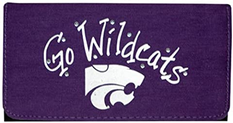 NCAA Kansas State Wildcats Femme Selle Portefeuille