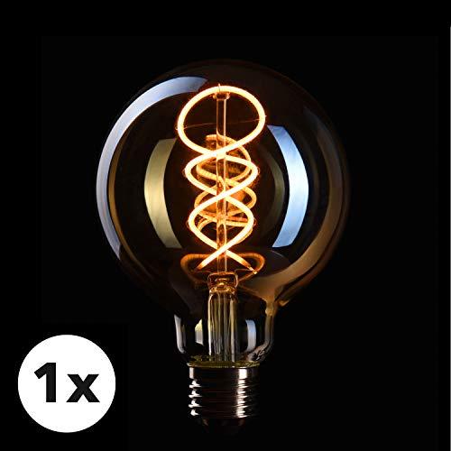 LED-Dekoleuchte Relaxdays Tischlampe