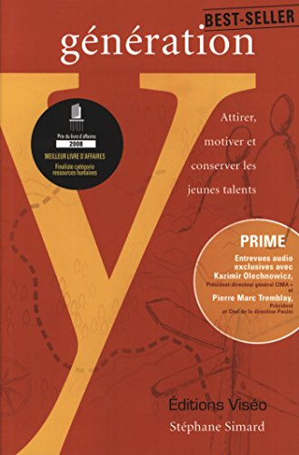 Génération Y (Hors-collection) par Stéphane Simard