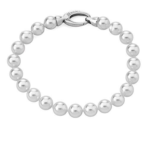 Majorica Damen-Armband Basico 09857.01.2.021.010.1