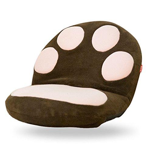 HCJLR FJXLZ® Beanbag, Lovely Individual Pliable Amovible et Lavable Floor Chair Chaise d'ordinateur Balcon Bay Window Chair Pliable, Amovible Sacs de Haricot Paresseux Faut (Couleur : #2)