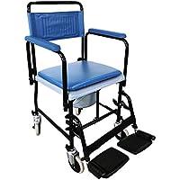 Amazon.es: sillas de ruedas - Sillas de ruedas para baño ...