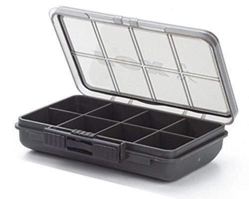 Fox F Box 8 Compartment System, Tacklebox für Karpfenzubehör, Angelbox für Kleinteile, Angelkasten für Zubehör