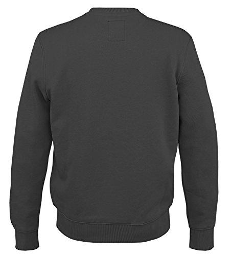 Alpha Ind. Basic Pullover Sweater Schwarz