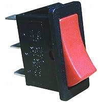 VS Electronic 300018 Wippschalter, RS-102-16C, 3-Polig, 1xUm