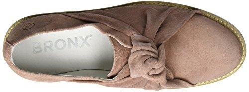 Bronx - Bx 1260 Bmigox, Mocassini Donna Pink (Dusty Pink)
