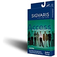 Sigvaris Access 923CSSM99 30-40 mmHg Mens Closed Toe Knee Highs, Black, Small and Short by Sigvaris preisvergleich bei billige-tabletten.eu