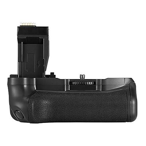 Andoer BG-1V Vertical Poignées d'alimentation pour Canon D D 750/760