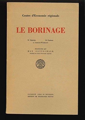 Le Borinage : . W. Degryse. Michel Faerman. A. Liebmann-Waysblatt. Introduction par Max Gottschalk