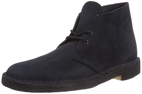 clarks-desert-boot-mens-derby-blau-navy-suede-10-uk