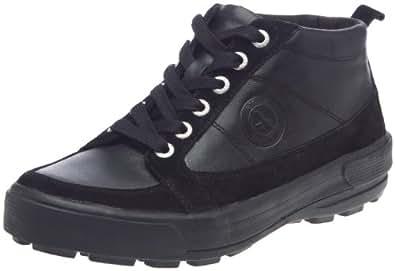 Aigle Beardmore Mid, Chaussures à lacets homme - Noir, 40 EU