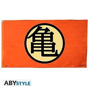 ABYstyle - Dragon Ball - Bandera Kame Symbol (70 x 120)