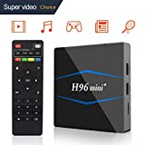 Best Android Smart TV Cajas - H96 Mini+ TV Box Smart Android 7.1 Amlogic Review