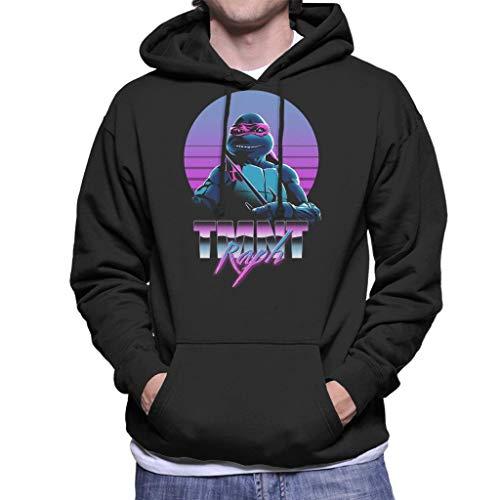 Teenage Mutant Ninja Turtles Raph Men's Hooded ()