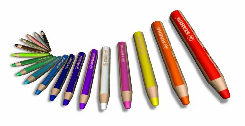 STABILO woody 3 in 1 48er Display - Multitalent-Stift