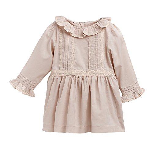 Sainte Claire Marta, Blusa para Niñas, Rosa (Pink), 4 años (Tamaño del Fabricante:4)
