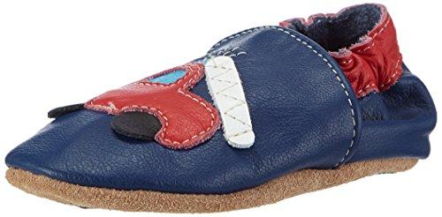 Hobea Germany  Lauflernschuhe Feuerwehr mit Feuer, Chaussures et chaussures pour bébé Bébé / unisexe Bleu (blau)